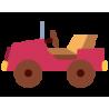 Fahrzeuge mit Mechanismen